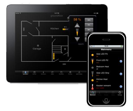 iPhone iPad app